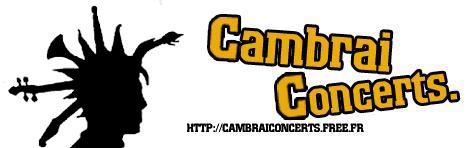 CAMBRAI CONCERTS